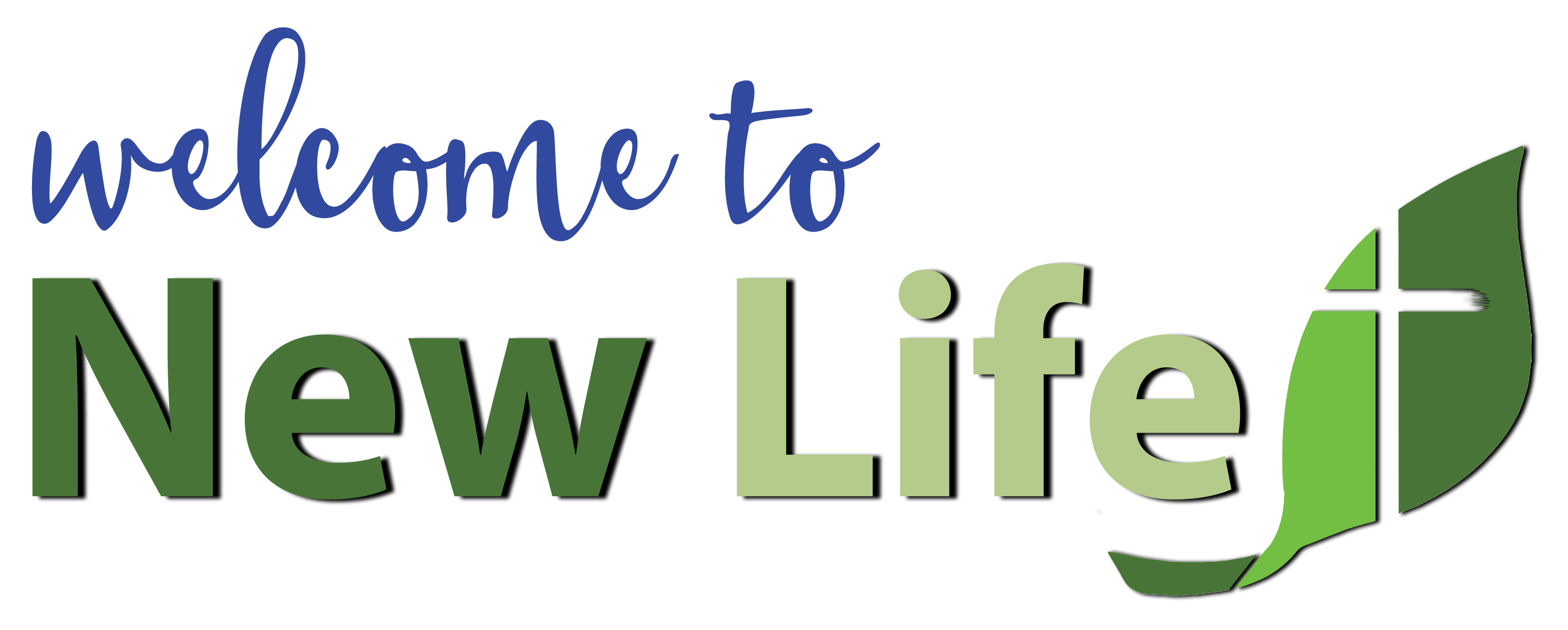 New Life Welcome Logo