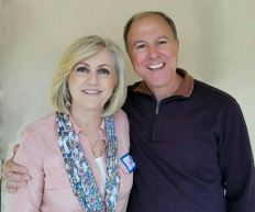 Pastor Andy and Suzannah
