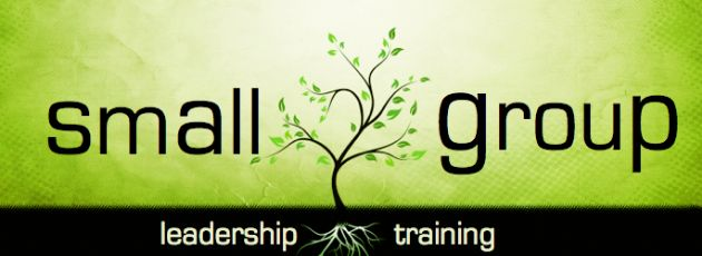 small-group-leader-training